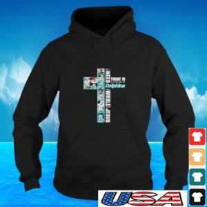 All I need today is a little bit of Miami Dolphins and whole lot of Jesus hoodie