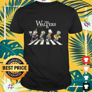 The Walkers Zombie road Shirt