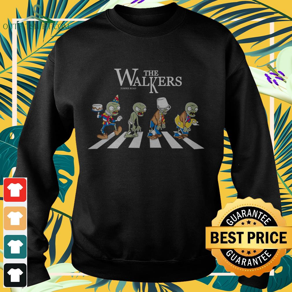 The Walkers Zombie road Sweater